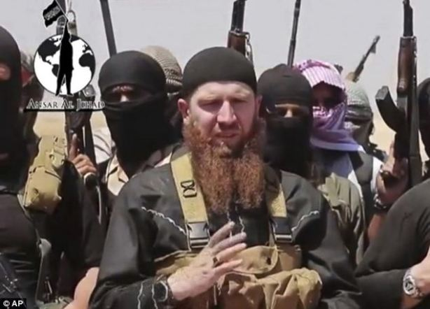 Chechnya Russia ISIS