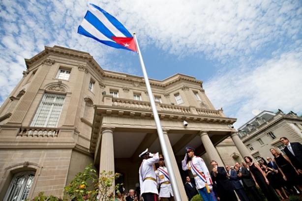 APTOPIX US Cuba