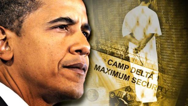 GITMO Obama Guantanamo Bay Cuba