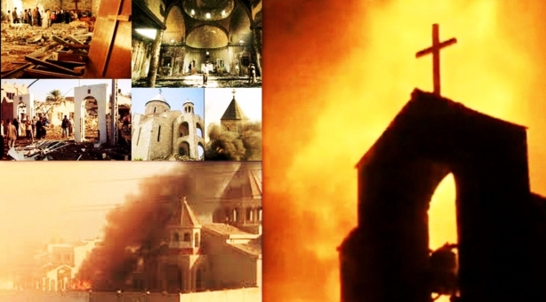 ISIS Church Attacks