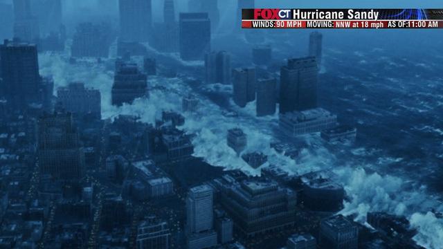 Tsunami en NUEVA YORK