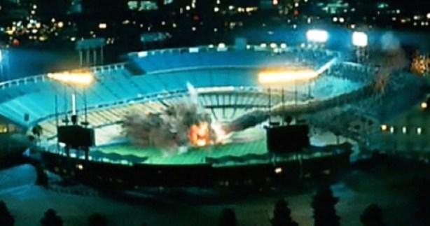 NFL Stadium Attack