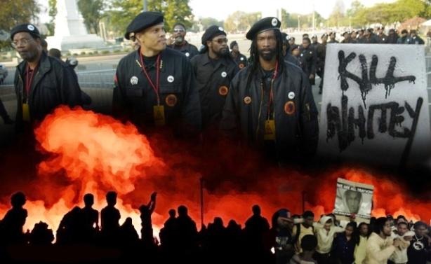 Obama Race War DHS