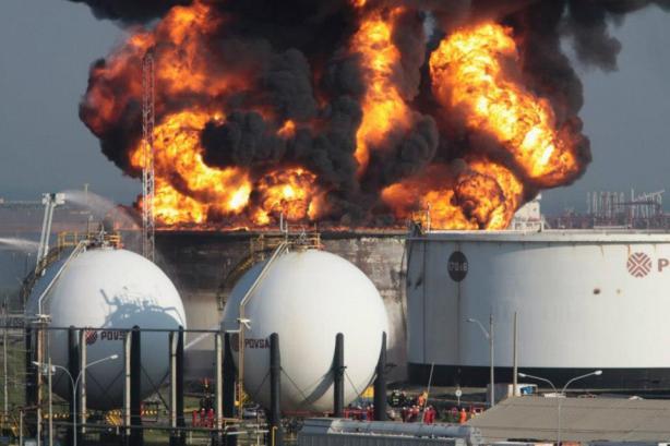 Oil Gas Terror