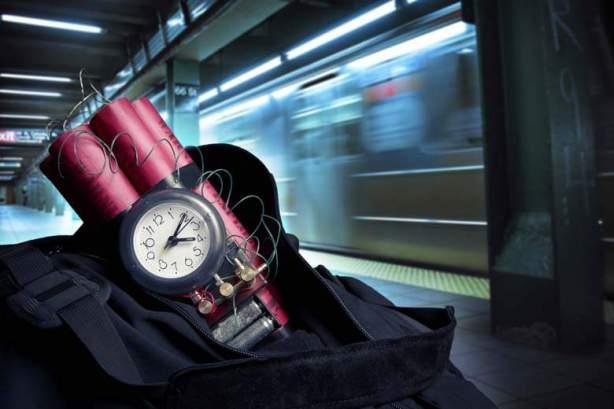 Subway Train Terror