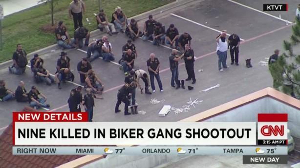 Waco Biker Shootout