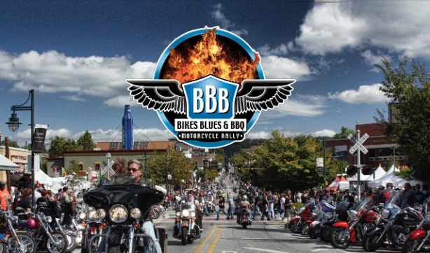 Biker Rally BBQ