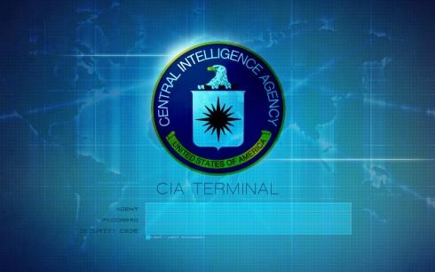 CIA-Terminal