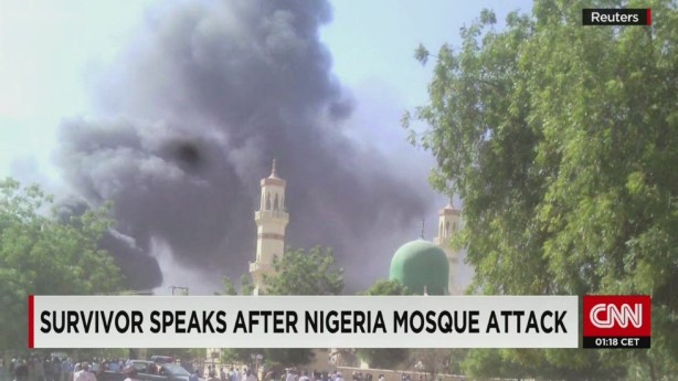 Mosque Attack Church