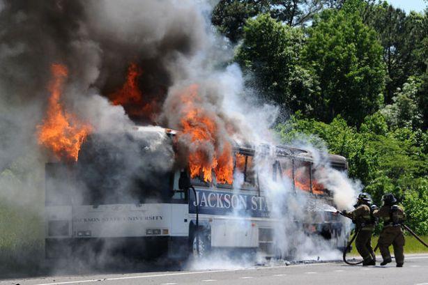 NCAA bus