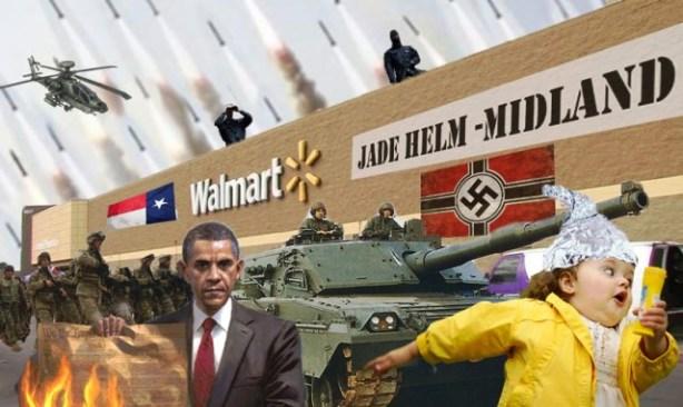 WalMart Wal-Mart JADE HELM