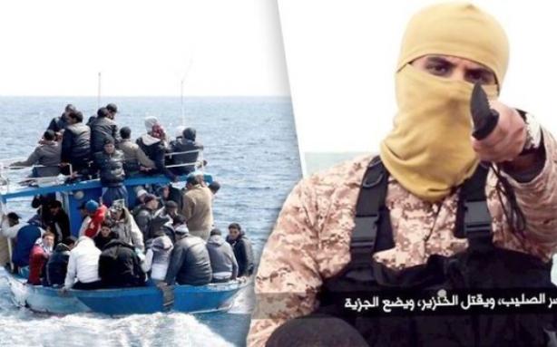 Asyum Seeker Refugee ISIS