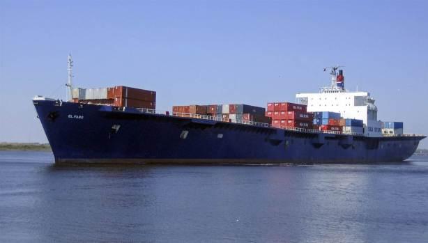 El Faro Cargo Ship