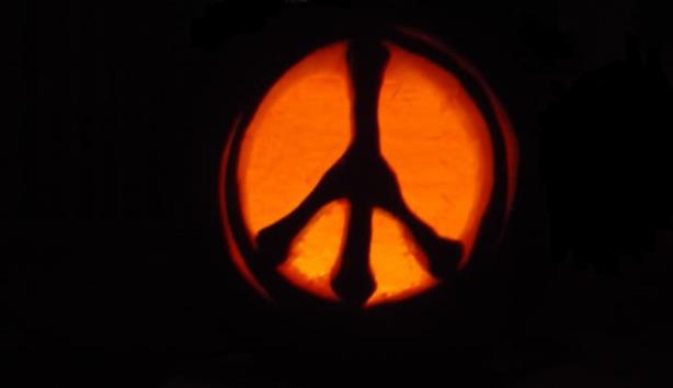 Halloween Peace