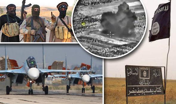 ISIS Russia Putin I