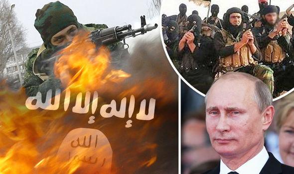 ISIS Russia Putin II