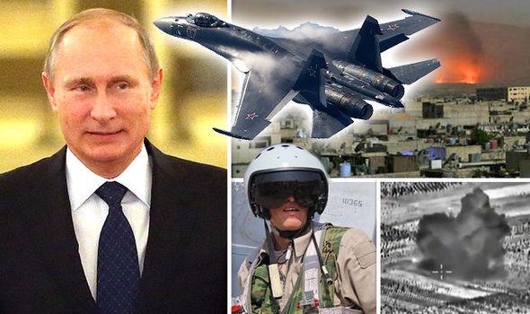 ISIS Russia Putin III