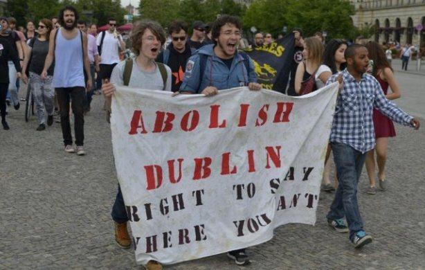 Dublin Asylum Refugee