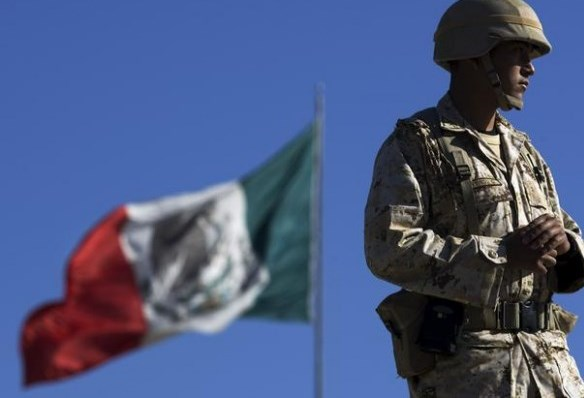 Mexico Mexican border