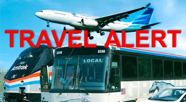 Travel Terror Alert