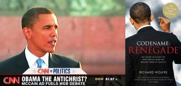 Obama Anti-Christ Cover