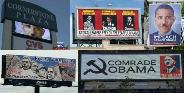 Obama Hitler Propaganda