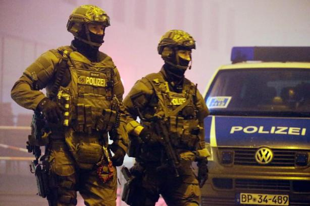 german-swat-team