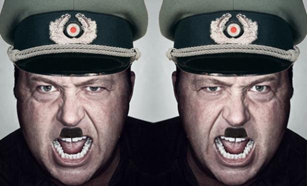 Alex Jones Hitler