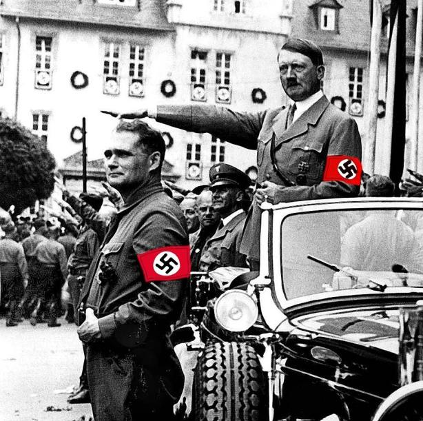 Hitler Nazi Salute