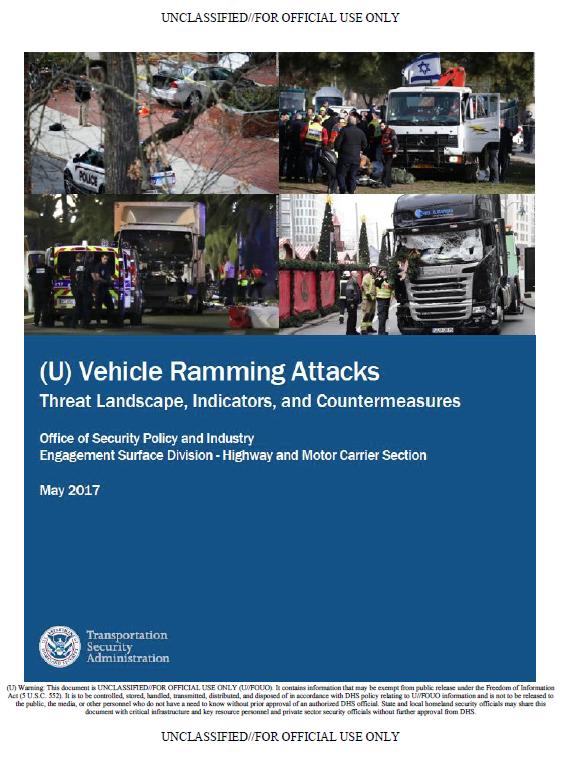 TSA-VehicleRamming