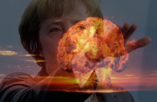 Merkel Nuke Attack