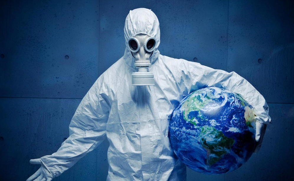 Biohazard-Suit-Hazmat-Earth-Gas-Mask