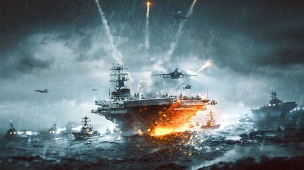video_games_Battlefield_3_military_aircraft_carrier_fleets_aircraft_military_aircraft_sea