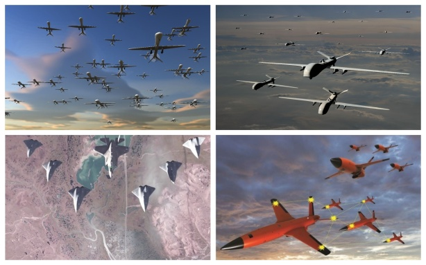 DRONE WARS COLLAGE