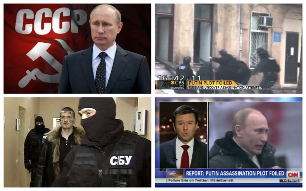 PUTIN ASSASSINATION