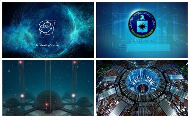 CERN CIA 666