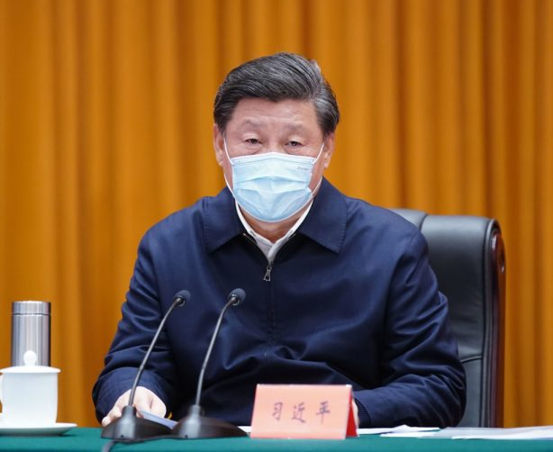 CHINA-WUHAN-XI JINPING-COVID-19-EPIDEMIC PREVENTION AND CONTROL-INSPECTION (CN)