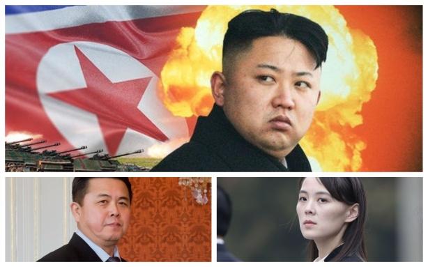 NORTH KOREA JONG UN