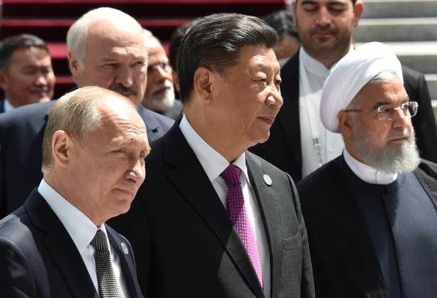 iran-russia-china-putin-xi-rouhani