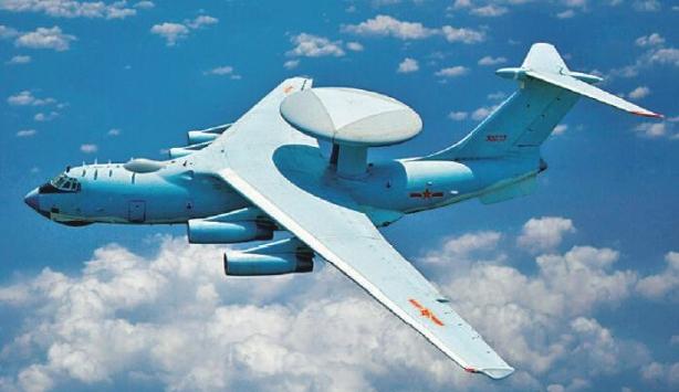 China CHINESE spy plane t-minus