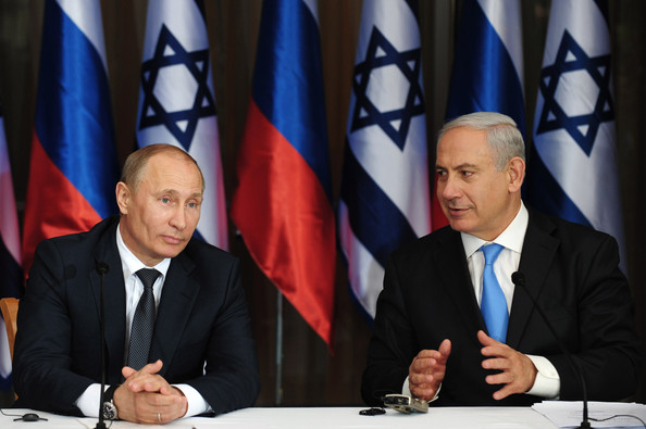 Netanyahu putin armageddon