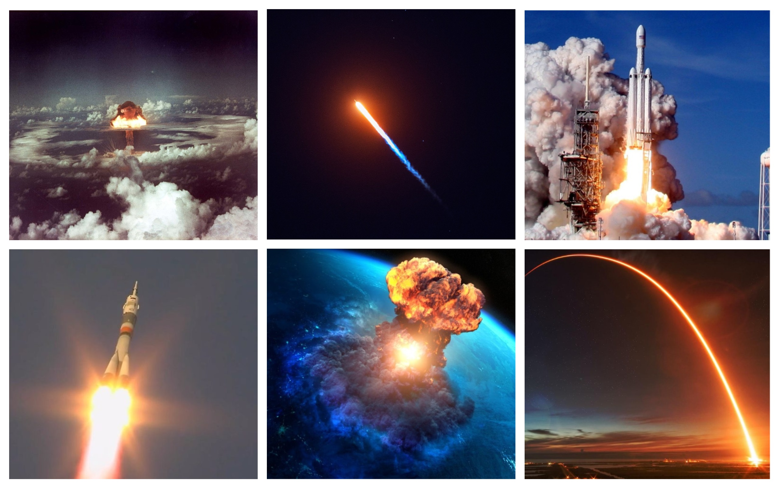 Nuke Nuclear Attack